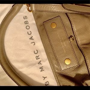 Marc By Marc Jacobs gray bag